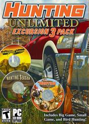 Hunting Unlimited: Expedition 3 Pack