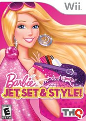 An An Barbie: Jet, Set, and Style!