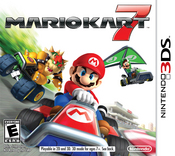 Mario Kart 7 Cheats & Codes for Nintendo 3DS (3DS