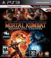 <b>Mortal Kombat</b> Komplete Edition <b>Cheats</b> &amp; <b>Codes</b> for PlayStation 3 ...