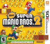 New Super Mario Bros  2 Cheats & Codes for Nintendo 3DS (3DS