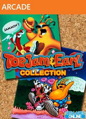 ToeJam and Earl: Sega Vintage Collection
