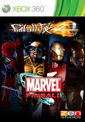 Pinball FX 2: Marvel Pinball - Civil War
