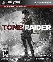 Tomb Raider Final Hours Edition Cheats Codes For Playstation 3