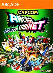 Capcom Arcade Cabinet: Game Pack 5