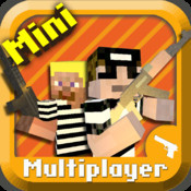 Cops N Robbers Mine Mini Game