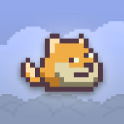 Dumpy Doge - The Adventure of 1Touch Flying Dog