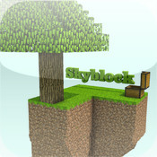 Skyblock: Survival Game Mission Flying Island