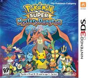 Pokemon Super Mystery Dungeon Cheats & Codes for Nintendo