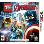 LEGO Marvels Avengers Cheats & Codes for Nintendo 3DS (3DS