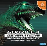 Godzilla: Generations: Maximum Impact