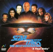 Star Trek The Next Generation: Final Unity