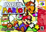 Paper Mario Nutty Cake