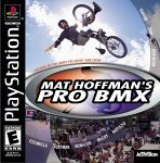 Mat Hoffman's Pro BMX Cheats & Codes for PlayStation (PSX