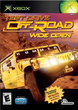 Test Drive Off Road: Wide Open