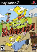 The Simpsons: Skateboarding