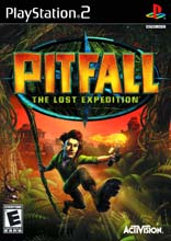 Pitfall: The Lost Expediton
