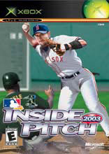 MLB Inside Pitch 2003
