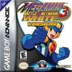 Mega Man Battle Network 3: White