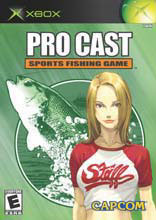 Pro Cast Sports Fishing Game
