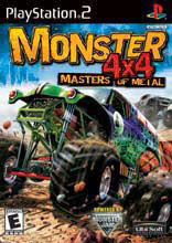 Monster 4x4: Masters of Metal