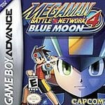 Mega Man Battle Network 4 - Blue Moon
