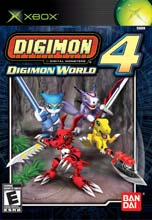 Digimon World 4