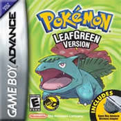 Pokemon: LeafGreen