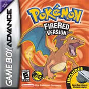 Pokemon: FireRed