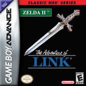 Zelda II: The Adventure of Link: Classic NES Series