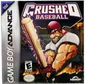 Crushed Baseball