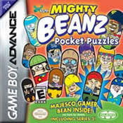 Mighty Beanz: Pocket Puzzles