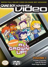 Nickelodeon: All Grown Up! Vol. 1