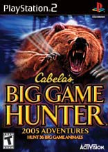 Cabela's Big Game Hunter 2005