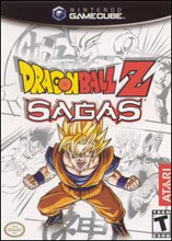 Dragon Ball Z Sagas: Evolution