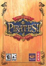 Sid Meier s Pirates!