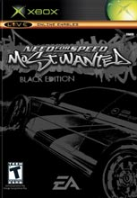 Need For Speed Most Wanted Black Edition Cheats Codes For Xbox