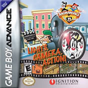 A Animaniacs: Lights, Cameraction!