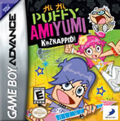 HI HI Puffy Ami Yumi: Kaznapped!