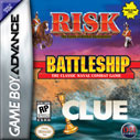 Risk - Battleship - Clue