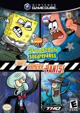 SpongeBob SquarePants: Lights, Camera, Pants!