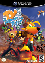 Ty the Tasmanian Tiger 3: Night of the Quinkan