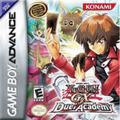Card List - Guide for Yu-Gi-Oh! GX Duel Academy on Game Boy Advance
