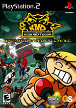 Codename: Kids Next Door: Operation: V.I.D.E.O.G.A.M.E.