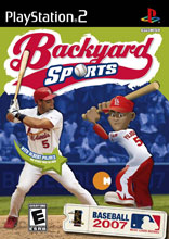 Backyard Sports: Baseball 2007