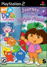 Dora The Explorer: Journey to the Purple Planet