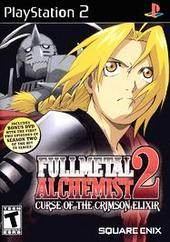 Full Metal Alchemist 2: Curse of the Crimson Elixir
