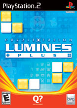 Lumines Plus: Puzzle Fusion