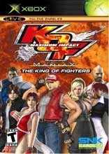 King of Fighters: Maximum Impact Maniax