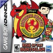 American Dragon: Jake Long: Rise of the Huntsclan